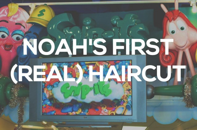 3 Reasons Snip-Its Makes Getting Your Child's Haircut Fun, Not Frustrating