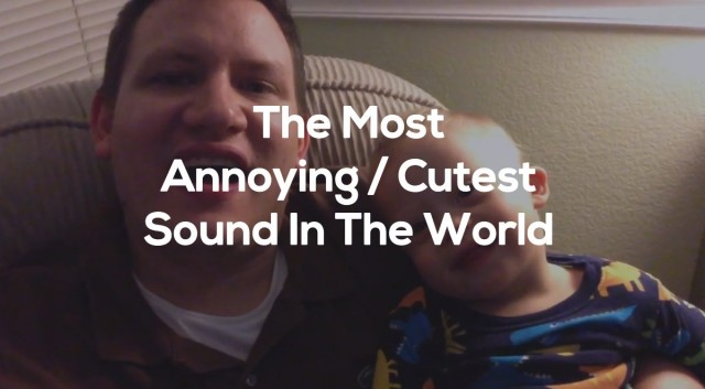 The Most Annoying (And Cutest) Sound In The World