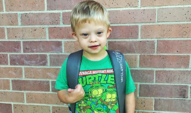 A (New) Letter To Our Son's Teachers On His First Day Of School