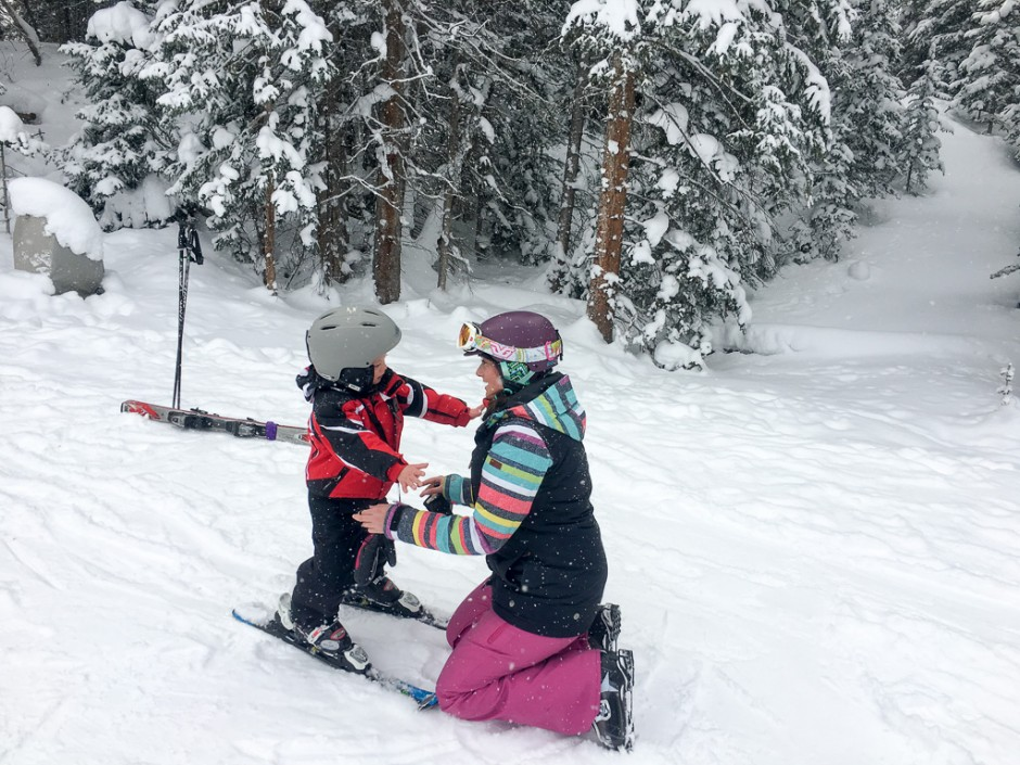 down syndrome ski lessons