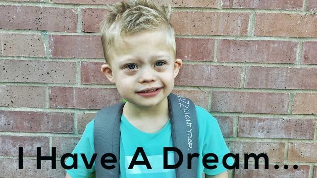 mlk i have a dream special needs