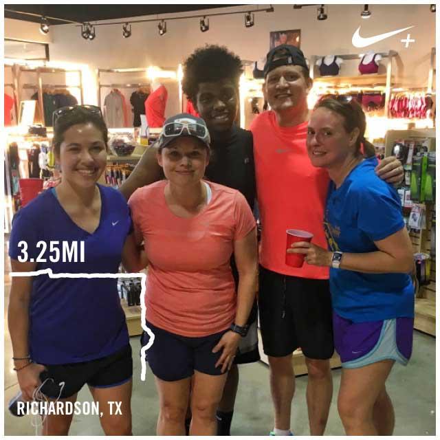 group run beginner luke locker richardson