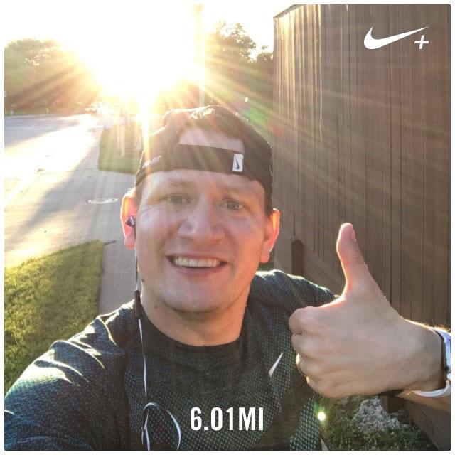 pre training marathon week 1 long run