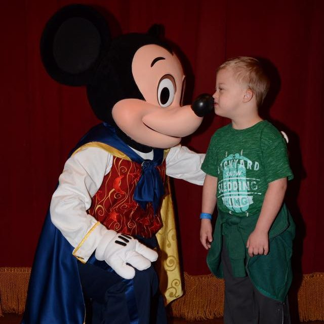 special needs mickey mouse disney world
