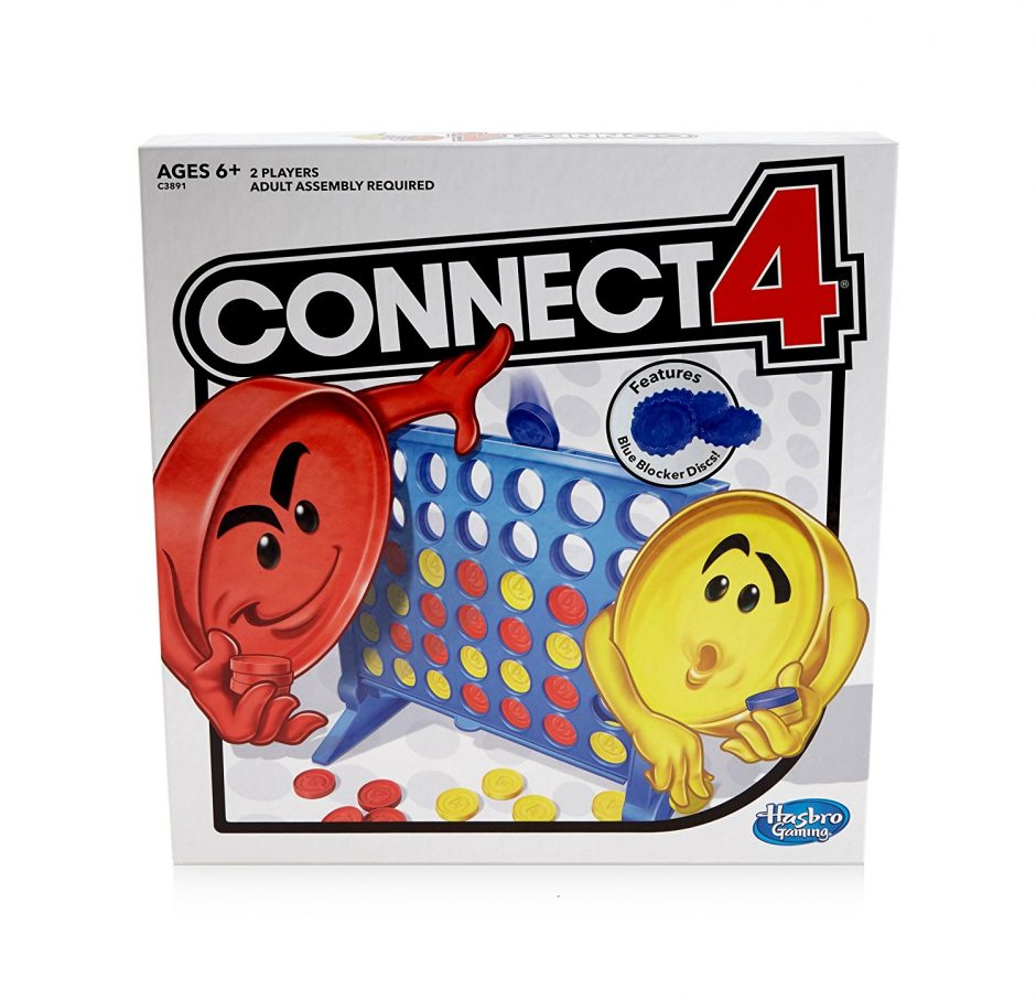 connect four 4