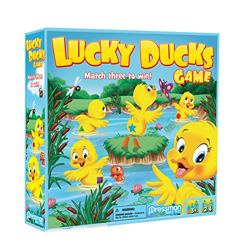 lucky duck game for kids