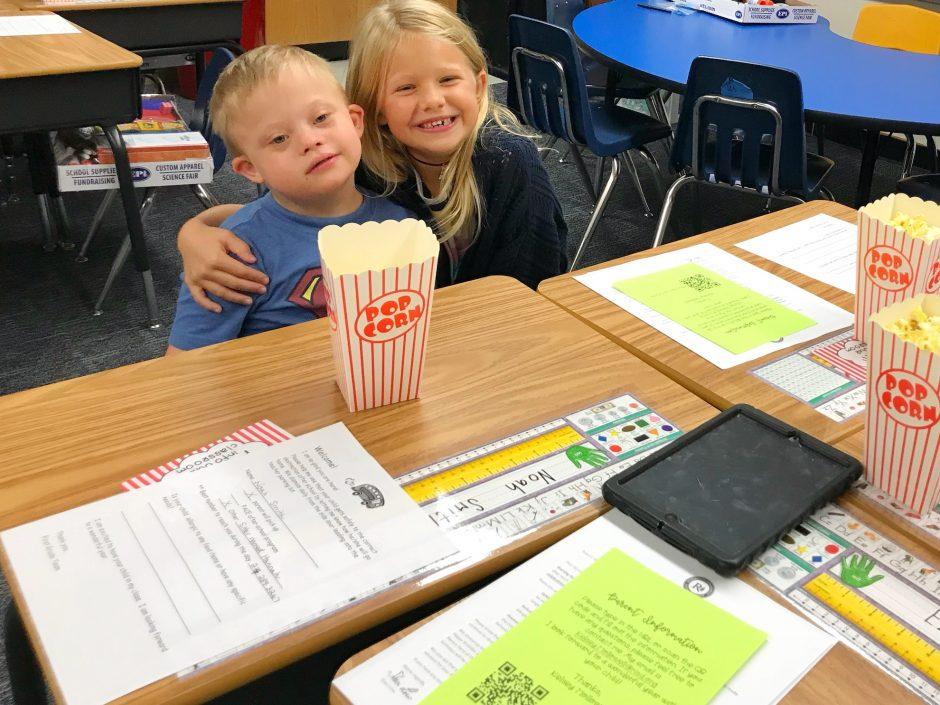 meet the teacher public school child with special needs