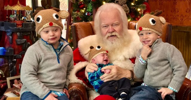 The Northpark Santa Claus Has an Amazing Gift for Children with Special Needs!
