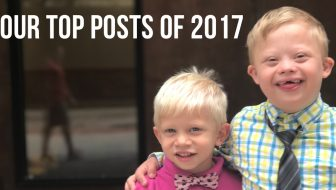 top down syndrome blog posts 2017