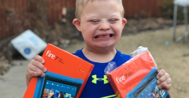 amazon fire kids give away dad blog