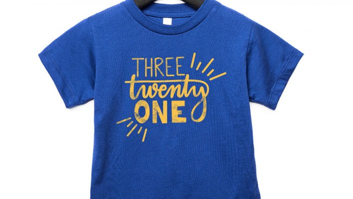 world down syndrome day 2018 tee shirt