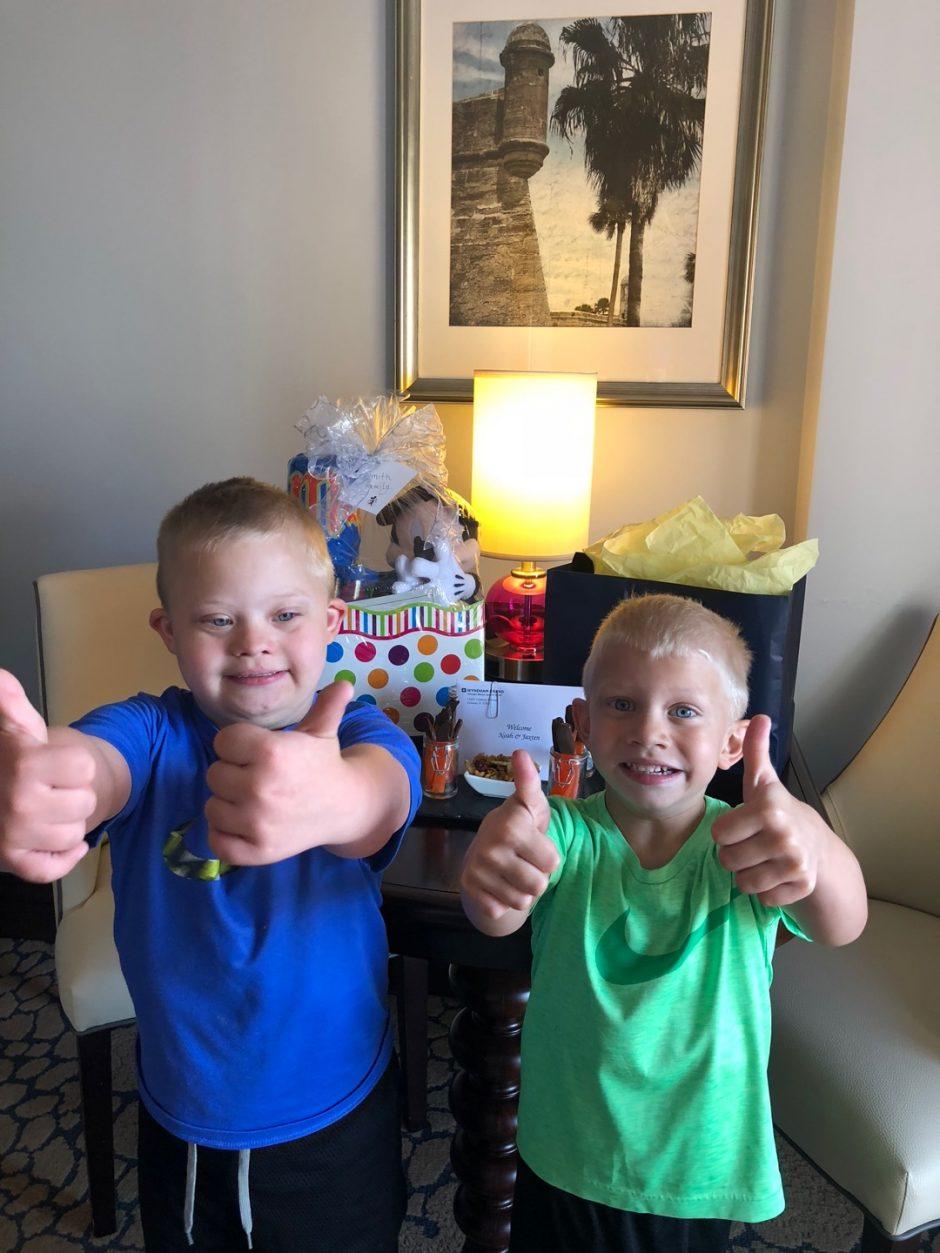 best hotels in orlando kids special needs
