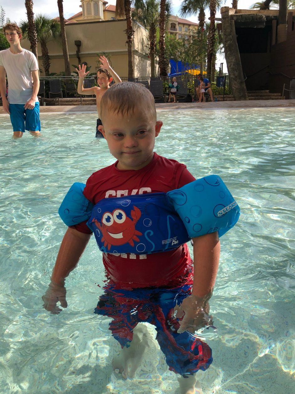 best pool near disney world