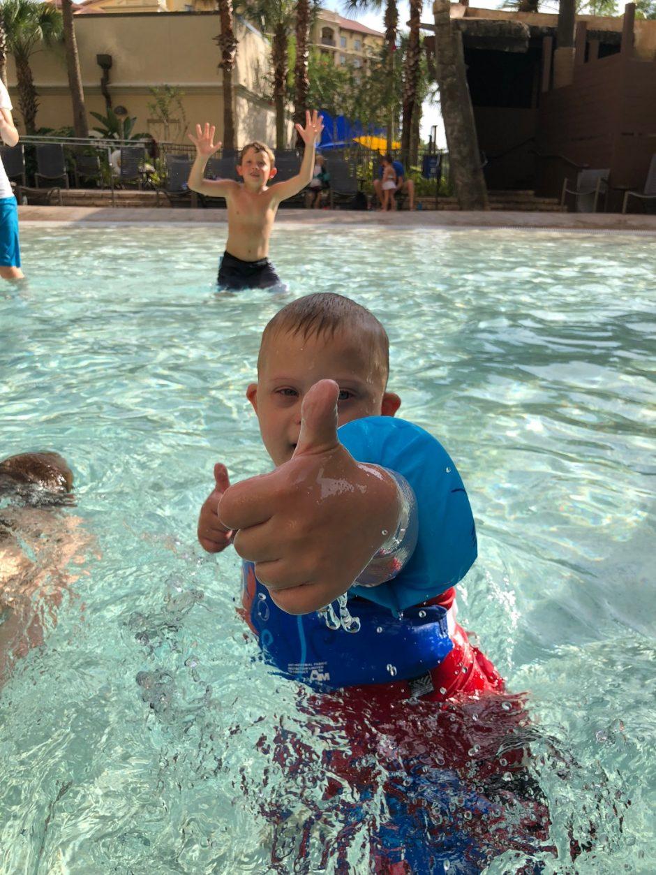 wyndham grand orlando resort bonnet creek hotel pool