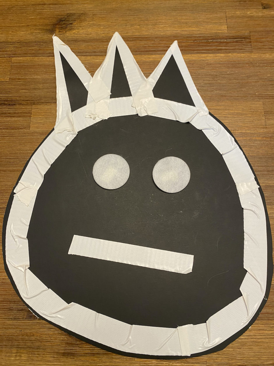 Make Your Own Halloween Costume in 3 Easy Steps 5