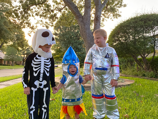 pottery barn kids halloween costumes