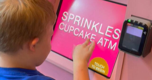 sprinkles cup cake atm machine plano